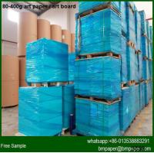 Best virgin brown kraft paper for packing/paper bags wholesale