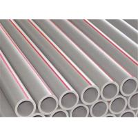 Best PN25 Industrial Plastic PPR Pipe Color Customization For Rainwater Utilization Systems wholesale