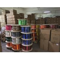 Best 1.75mm / 3.0mm PLA 3D Printer Filament For Industrial Continuous Printing  25KG /roll wholesale