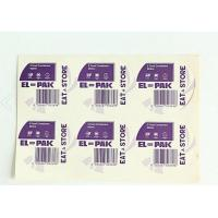 Buy cheap Full Color Laser Printer Sticker Paper Household Reflective Adhesive Sticker from wholesalers