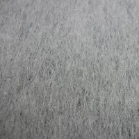 Best Nonwoven Interlining, Made 100% Polyester, Available Super White wholesale