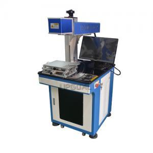 Cheap Glass Wood Laser Marking Machine with 30W RF Laser Marking Machine for sale