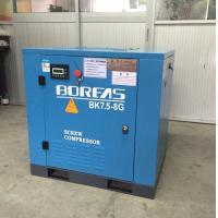 Best 7.5KW 10HP dircect driven 116psi 42cfm low noise air cooling screw air compressor wholesale