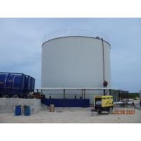 Best Energy Saving Bitumen Storage Tank Partial Heating Asphalt Container wholesale