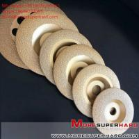 Best Vacuum brazing diamond abrasive disc  Alisa@moresuperhard.com wholesale