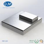 Best Custom Industrial Magnets Neodymium Zinc Coating Rectangular / Square Shape wholesale