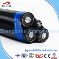 Cheap Low Voltage Triplex Service Drop Cable ACSR Conductors In Transmission Line for sale