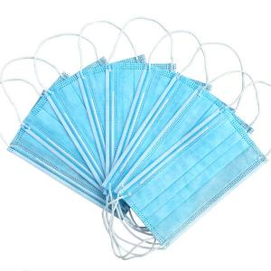 Best Anti PM2.5 Non Sterile Triple Layer Earloop Face Mask wholesale