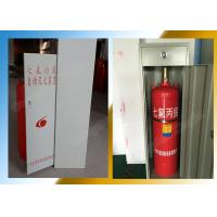 Buy cheap Heptafluoropropane Fm200 Fire Extinguishing System For 120L Cabinet from wholesalers