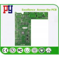 Best Green Solder Mask Color Double Sided PCB Board 4 Layer 1.0oz Copper Thickness wholesale