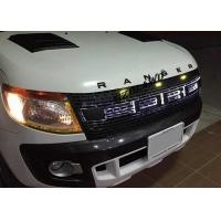 Best Ford Ranger Black Grill With LED Lights ,  Ford Ranger T6 Accessories wholesale