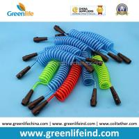 Best Colorful Safety Children Spring Coil Ropes Ready for Wrist Bands wholesale
