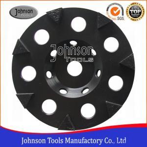 Triangle Segment Diamond Grinding Wheels With SGS / GB Certificate