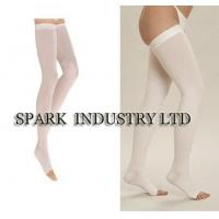 Cheap Open Toe Medical Compression Stockings Of Thigh High Anti - Embolism Stocking for sale