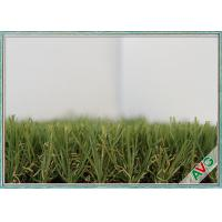 Best UV Resistant Gardens Landscaping Artificial Grass / Artificial Turf 35 mm Pile Height wholesale