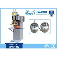 Best Pneumatic Spot Welding Machine for Water Pot , Double Spot Welder wholesale