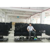 Best Motion Chair 4D Movie Theater With Special Systerm And Metal Screen wholesale