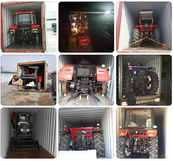 tractor shipment