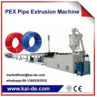 Best Cross-linked PEX Tube Extrusion Machine Supplier China High Speed 35m/min wholesale