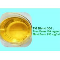 TM Blend 300 mg/ml / Effective Trenbolone & Drostanolone Blend Steroid Oil