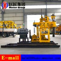 Best China high efficiency HZ-200Y Hydraulic Rotary Drilling Rig water well drilling rig for sale wholesale