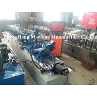 Quality Dry Wall Stud And Track Roll Forming Machine For U And C Section None Stop Cutting wholesale