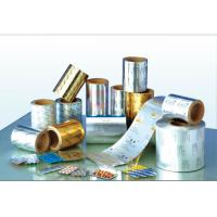 Best Al-pet Aluminium Foil Roll  With Polyester Mylar Film Laminated For Coxial Cable wholesale