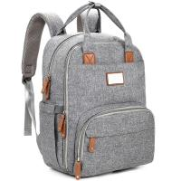 Best Backpack Travel Baby Diaper Bags , Maternity Baby Changing Bags Printing Logo wholesale