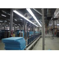 Condenser welding line with advantages of more safety and high efficiency