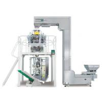 Best Automatic collar type vertical form fill seal machine with multi head weigh scale type filler and touch PLC wholesale