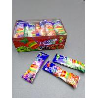Best Fruit Twister Lollipop Funny Shape Healthy Hard Candy Sweet  And Delicious wholesale