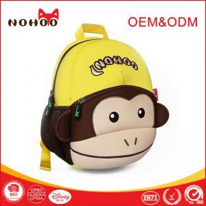 Best New Design Kids Preschool School Backpack Fashion ChildrenZoo Animal Outdoor Bags wholesale