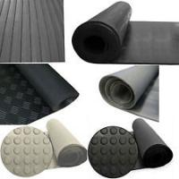 Cheap Safty and durable latex rubber sheet with multiple functions for industrial use for sale
