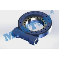 Buy cheap Compact Design Worm Drive Slew Ring , Solar Slew Drive Precision Grade IP65 from wholesalers