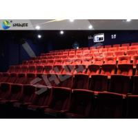 Best Easy Installation Special Effect 4D Movie Theater Cinema Equipment For Shopping Mall wholesale