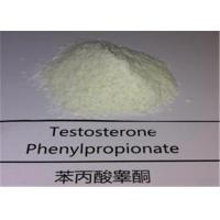 China Light Yellow Drostanolone Propionate Raw Powder Anabolic Steroids For Muscle Growth on sale
