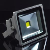 20W Waterproof Cold White 6000 - 7000K Color Temperature Safe Outdoor Led Flood