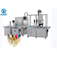 Best 5 Nozzles Fully Silicone Cosmetic Filling Machine Lipstick Molding Machine With Cooling Tunnel wholesale