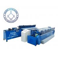 Best Full Automatic High Efficiency  Chainlink Fence Weaving Machine wholesale