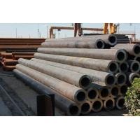 Best 5.8M / 6M or Customer ASTM A53, BS1387, DIN2244 Tube / Round Welded Steel Pipe wholesale