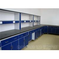 Best Blue Painted Steel Modular Lab Benches , Laminar Flow Cabinet wholesale