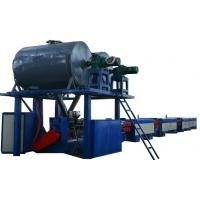 China PET, PP, PA monofilament extrusion line on sale