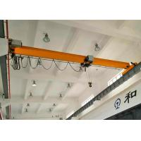 China Single Girder Electric Overhead Travelling Crane For Workshop 30m Max Lifting Height on sale