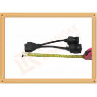 Best Female To Odb2 Extension Cable 16 Pin Adapter PVC Insulation CK-MFTY001 wholesale
