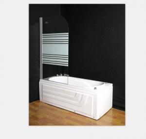 Best Glass Screen Shower Door Enclosures 140*120 / 180*80cm Size For Bath Tub wholesale
