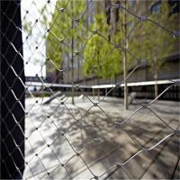 Best flexible and durable  stainless steel cable netting mesh/ rope mesh / cable webnet wholesale