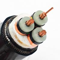 Cheap Middle Voltage Pvc Insulated Power Cable YJV YJLV VV VLV Armored Cable for sale