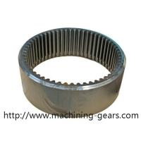 Quality Auto Parts Internal Gear Hub Industry Inner Blackened Aluminum Spur Gears wholesale