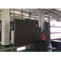 Best P10 Full Color Outdoor LED Video Wall 320mm With 160mm LED Display Screen Module wholesale