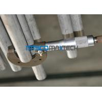 China TP321 1.4541 S32100 SS Annealed / Pickled Heat Exchanger Tubing For Military on sale